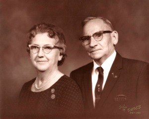 Henry and Belva (Perkins) Schmidt