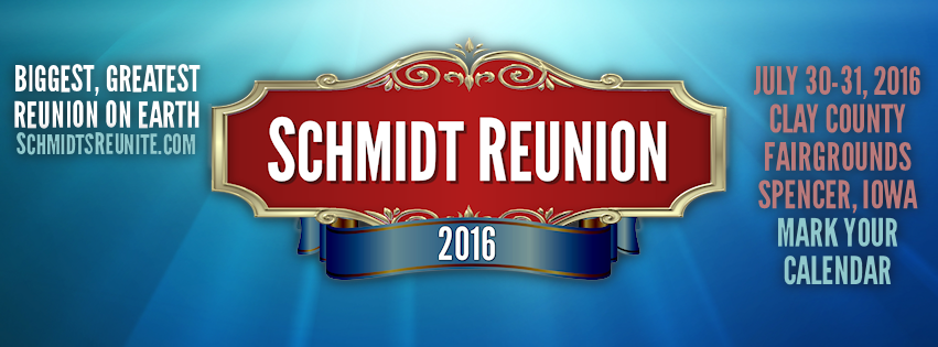 Promote the reunion schmidt family reunion schmidt reunion 2016 facebook cover file type g dimensions 851 pixels x 315 pixels thecheapjerseys Image collections
