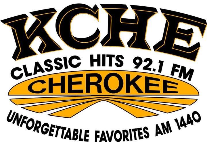 KCHE Radio Logo