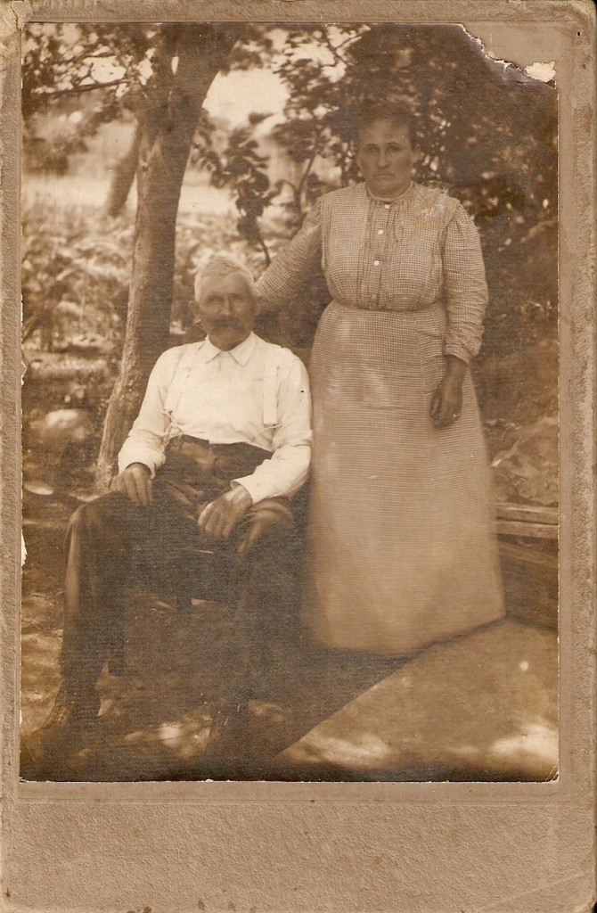 Karl and Maggie Schmidt