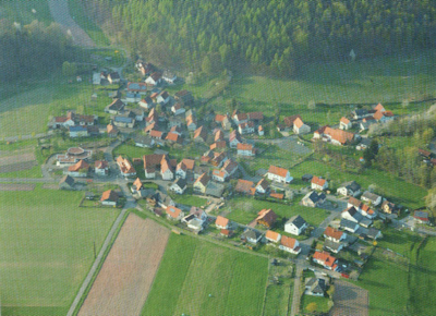 Machtlos aerial photo - small