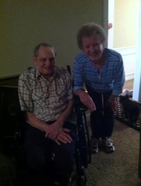 Johnny and Lavonne Krug