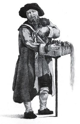 Medieval Peddler
