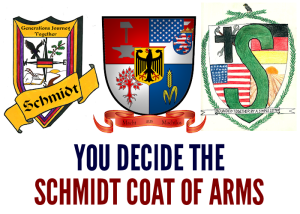 You Decide the Schmidt Coat of Arms