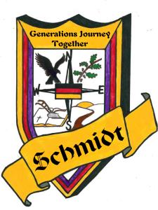 Sarah Schmidt family crest submission