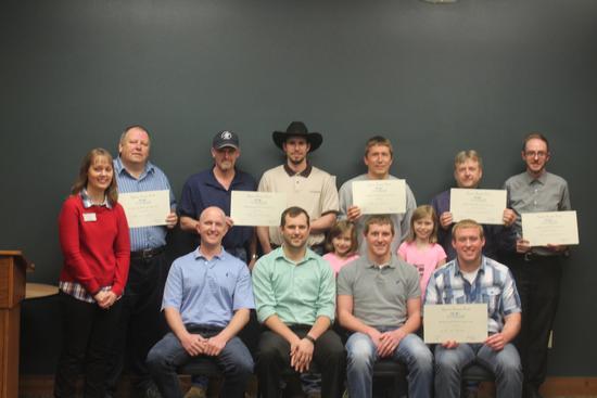 2016 Spencer Tourism Grant Recipients