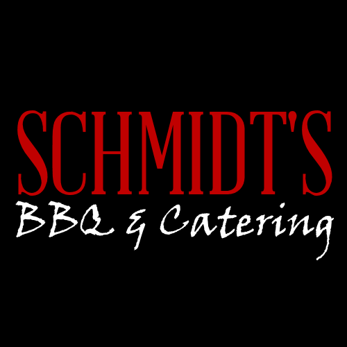 Schmidts BBQ and Catering logo 500x500