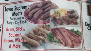 Iowa Supreme Meats ad