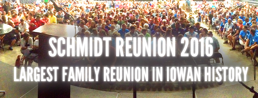 Reunion Cousin Count Panorama cover photo