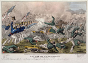 Battle of Churubusco 1847