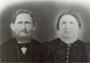 Conrad and Martha Lindemann Schmidt