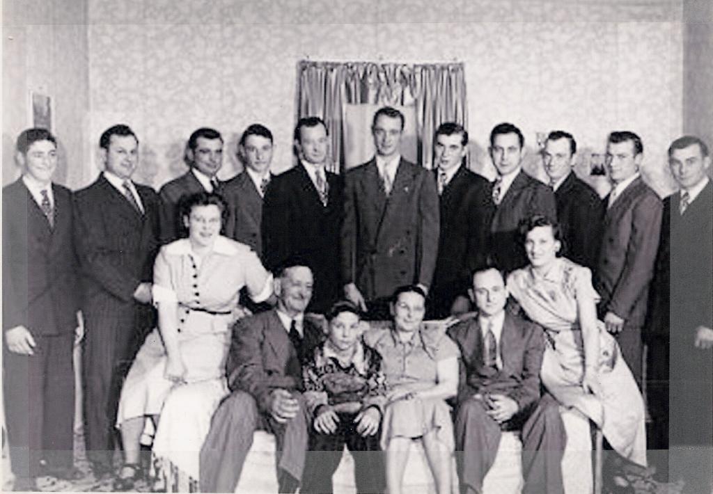 Fred Schmidt family