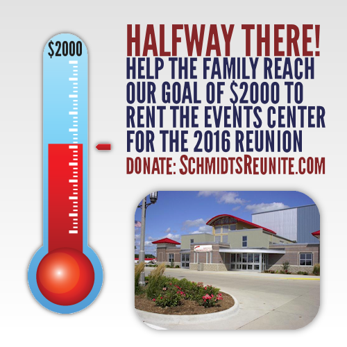 Thermometer - Halfway to Events Center