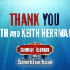 Thanks to Ruth & Keith Herrmann!