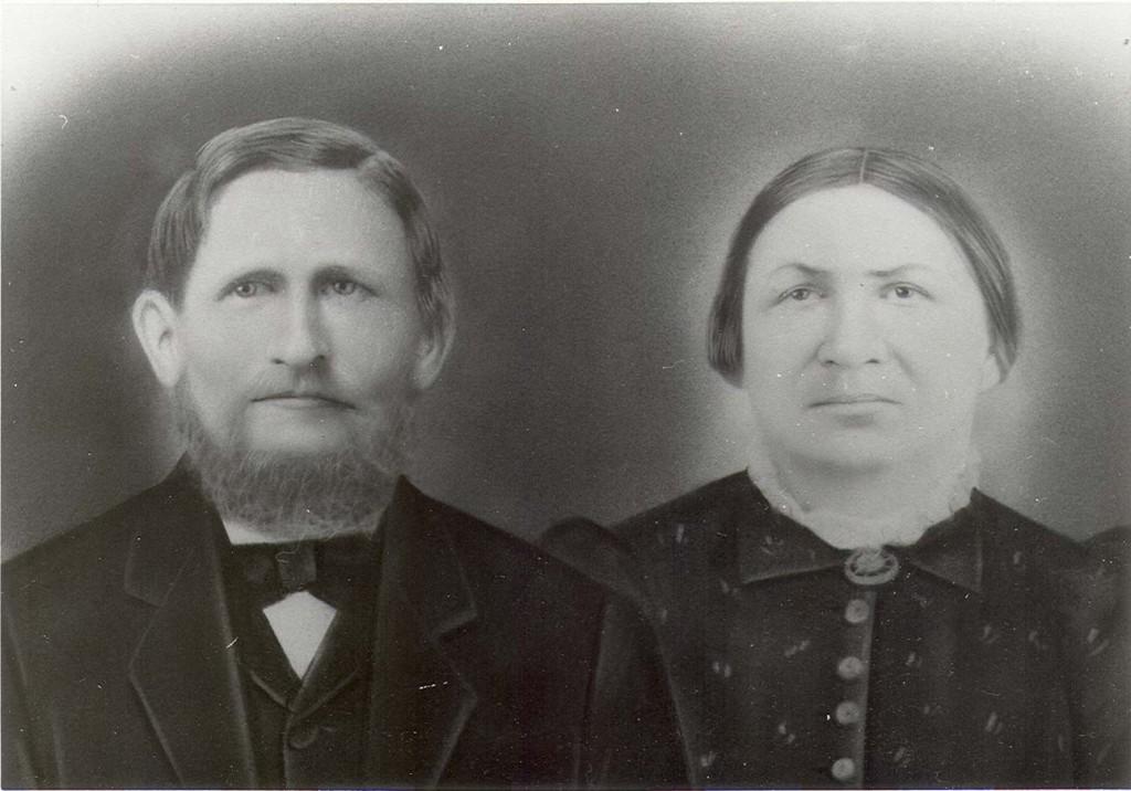 Conrad and Martha Lindemann Schmidt