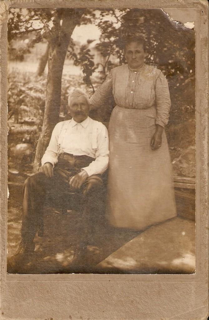 Karl and Maggie Schmidt