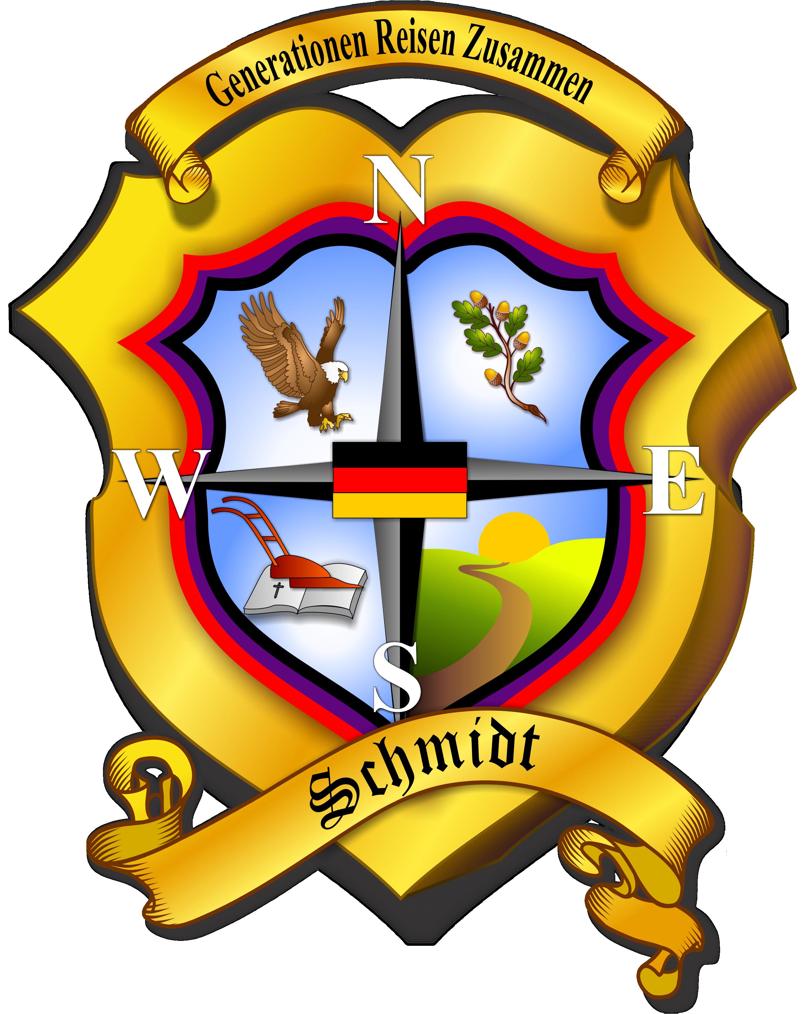 Schmidt Family Crest