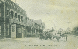 Hazleton street