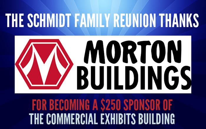 Sponsor Thanks - Morton Buildings