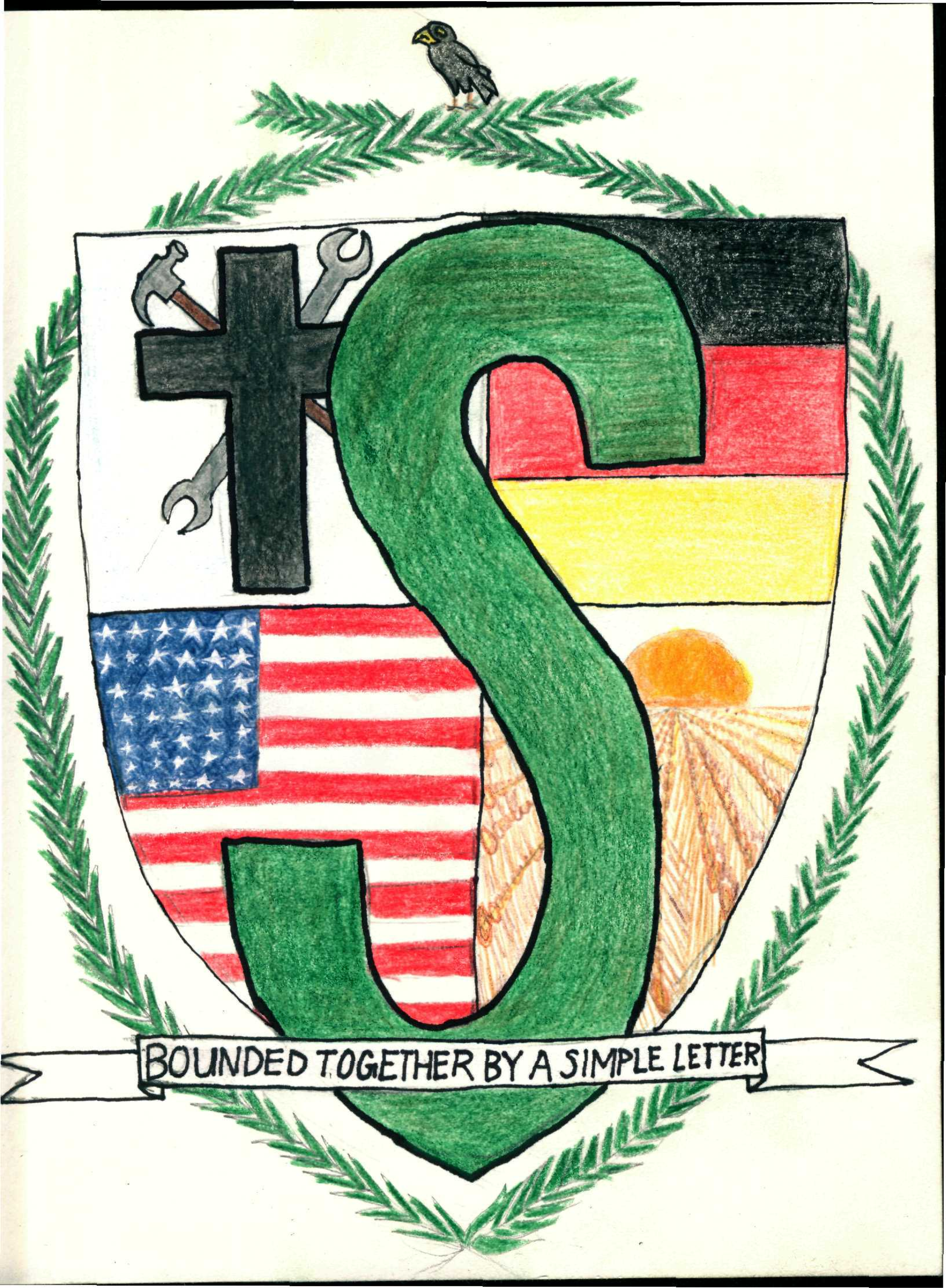 Jordyn Schmidt Family Crest submission