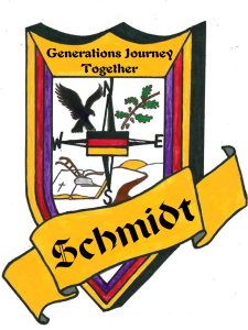 Sarah Schmidt family crest submission