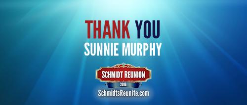 Thank You - Sunnie Murphy