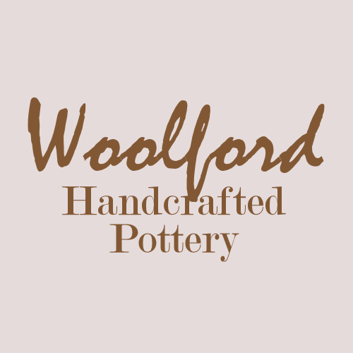 Woolford Handcrafted Pottery logo 500x500